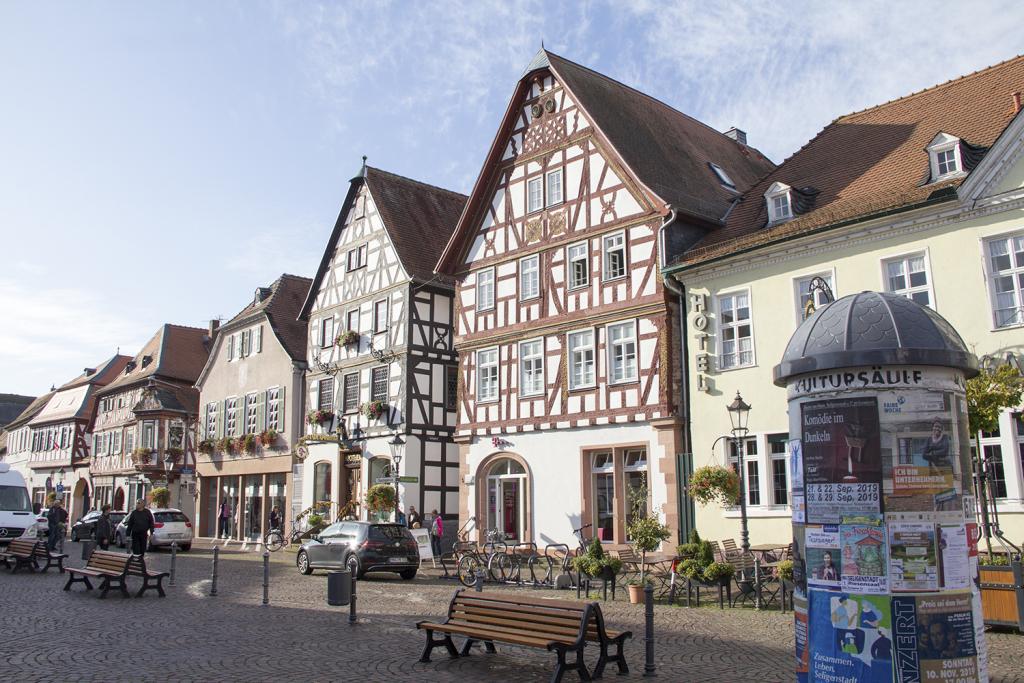 Seligenstadt Historische Innenstadt