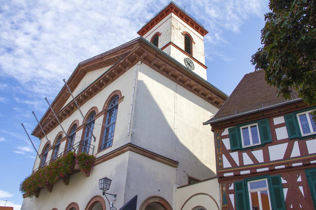 Seligenstadt Rathaus